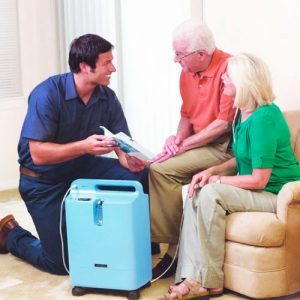 Concentrador de oxigeno portátiles Philips Respironics Everflo